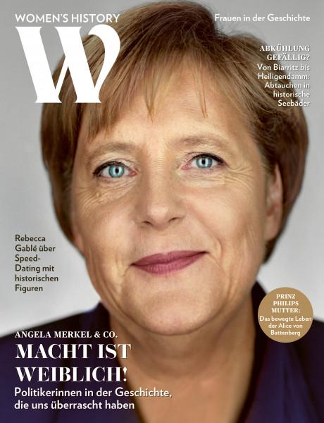 Magazin Women's History Ausgabe 2