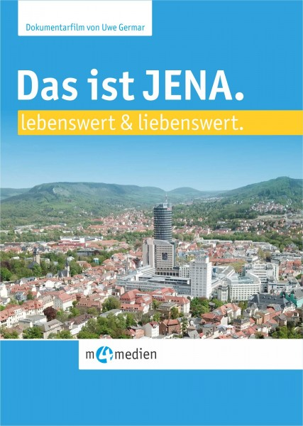 "DVD - ""This is Jena"" - in Englisch"