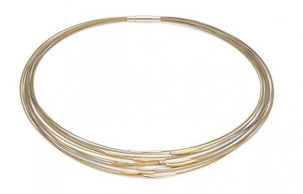 "824139 Collier ""Strings"""