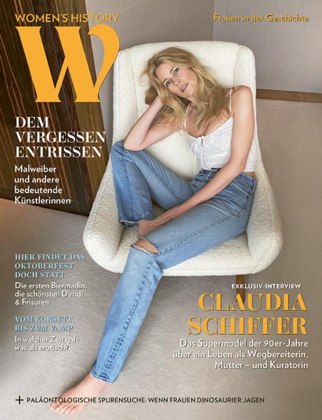 Magazin Women's History Ausgabe 3