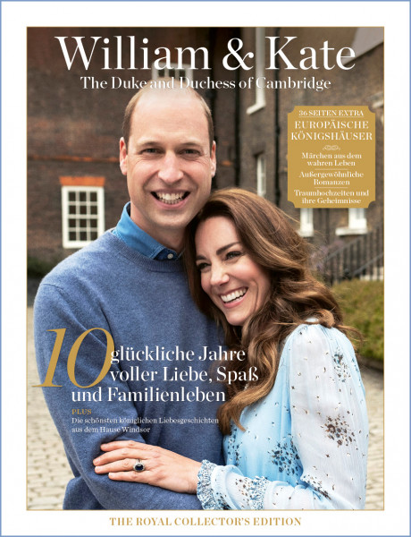 Magazin Royal Collectors Edition 3 William & Kate