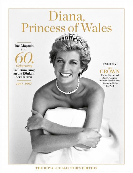 Magazin Royal Collectors Edition Lady Di