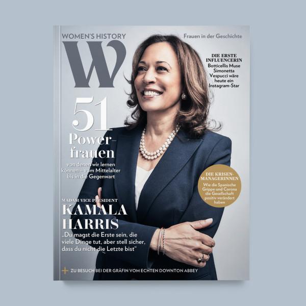 Magazin Women's History: Frauen in der Geschichte