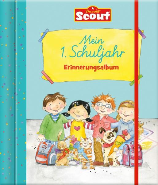 Scout Mein 1. Schuljahr – Erinnerungsalbum