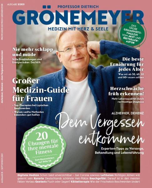 Professor Dietrich Grönemeyer 03/21
