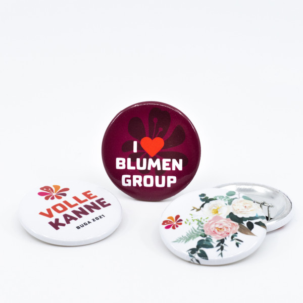 BUGA Button