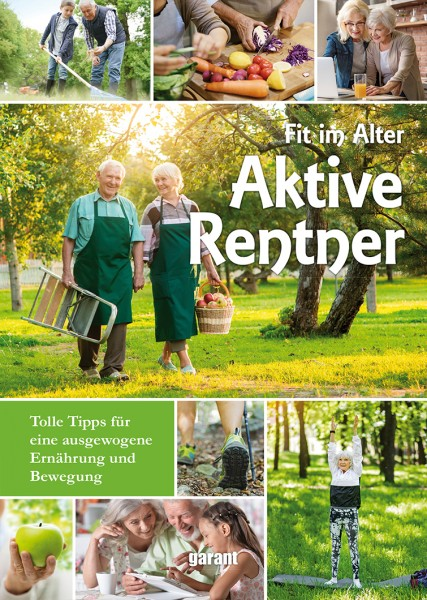 Aktive Rentner - Fit im Alter
