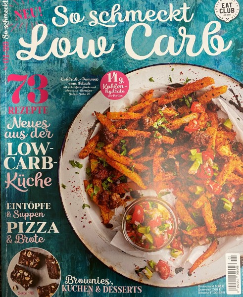"Eat Club So schmeckt ""Low Carb"" 01/2020"