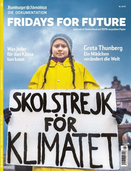 Magazin Fridays of Future